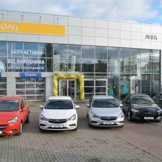Opel Центр «Лига»