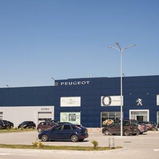 Peugeot Центр «Илта Львов»