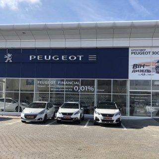 Peugeot на Гагарина