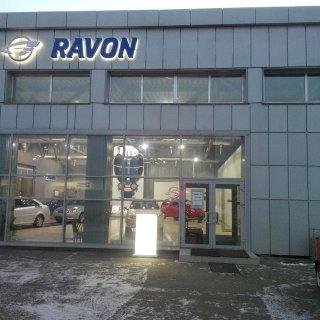 Ravon «Асия Авто-Моторс»