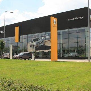 Renault «Актив Моторс»