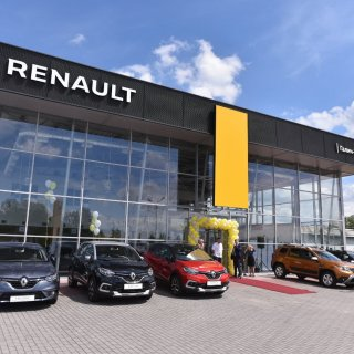 Renault «Галич-Моторс»