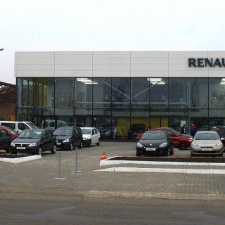 Автоцентр Renault Черновцы