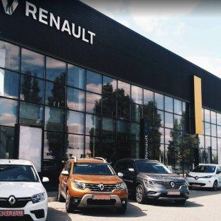 Renault «М Моторс»