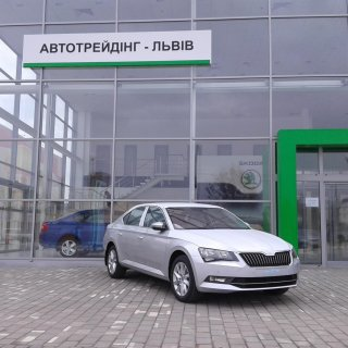 Skoda «Автотрейдинг-Львов»