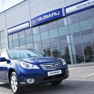 Subaru «ВИДИ-Стар»