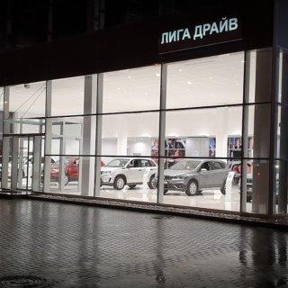 Suzuki «Лига Драйв»
