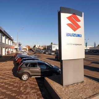 Suzuki «Авто Интернешнл»