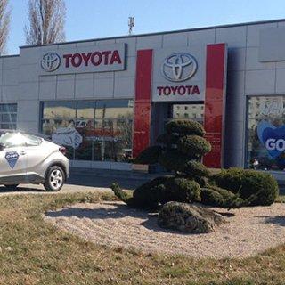 Тойота Центр Кропивницкий «Мотор-Олви»
