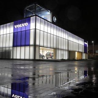 Volvo Car - Харьков