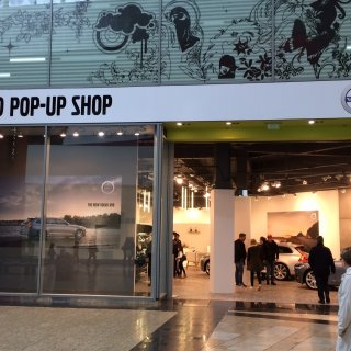 Volvo Pop-up Store - Львов