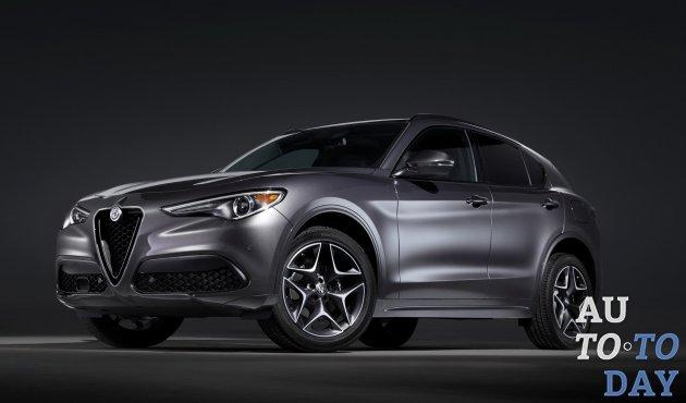 Автосалон в Лос-Анджелесе: Alfa Romeo Giulia и Stelvio прибывают с новыми настройками и автономией