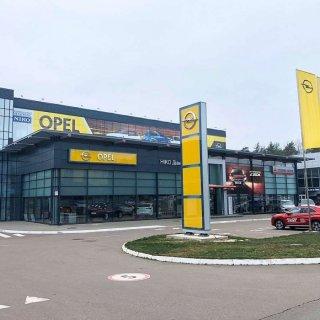Opel Центр Киев «НИКО Диамант»