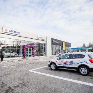Suzuki «Авто Крок»