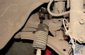 Замена рулевых тяг - когда может понадобиться?