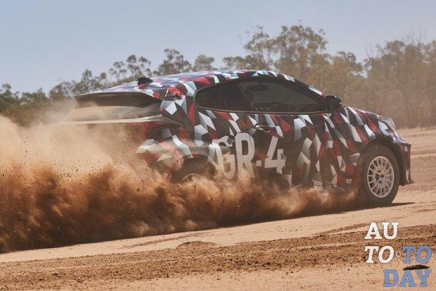 Toyota рассматривает более лёгкую и быструю версию GR Yaris