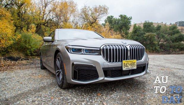 Плагин-гибридный BMW 745e — это технологии и роскошь по довольно впечатляющей цене
