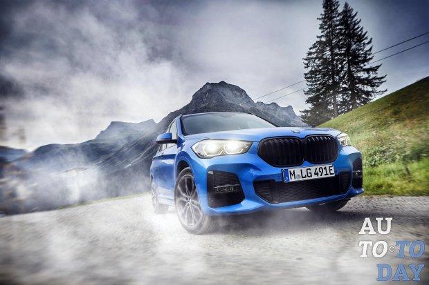 Новый PHEV от BMW: X2 xDrive25e ступает на тропу электрификации