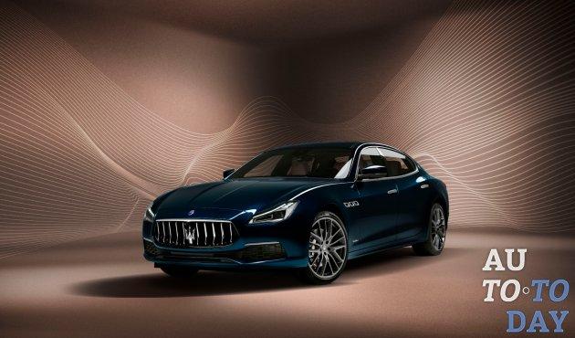 Maserati представляет специальную серию Royale: современное прочтение наследия марки с трезубцем