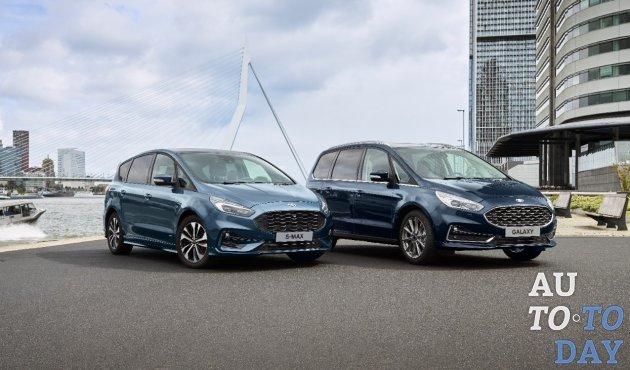 Ford инвестирует 42 миллиона евро в производство новых гибридных моделей в Валенсии