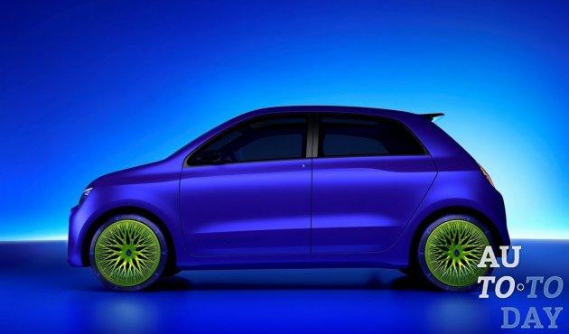 Электрический Renault Twingo может появиться в этом году