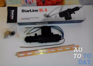 Электропривод Starline