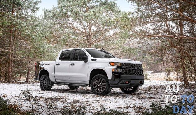 Гармония с природой от Chevrolet: Silverado получает спецверсию Realtree Edition