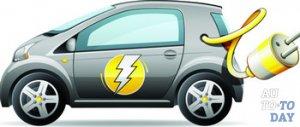 Электромобиль
