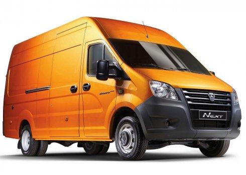 Цены на дизельные Gazelle NEXT фургон снижены до 539 900 грн