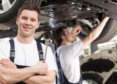 Renault: Сервисная акция «ТО со скидкой»