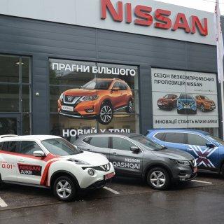 Nissan «Викрос Авто»