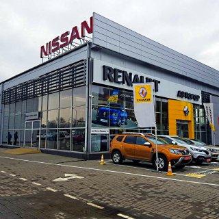 Renault «Автогор»