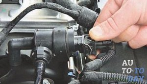 9019.nvwkcc.300 - Электромагнитный клапан адсорбера ваз