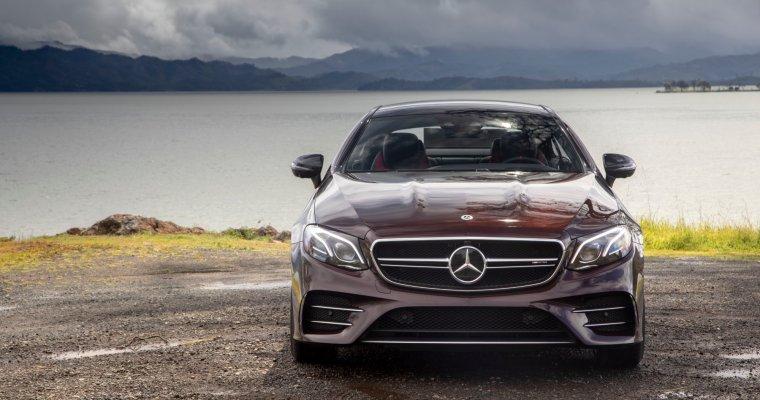 Специальные условия на покупку премиального бизнес седана Mercedes-Benz E-Class