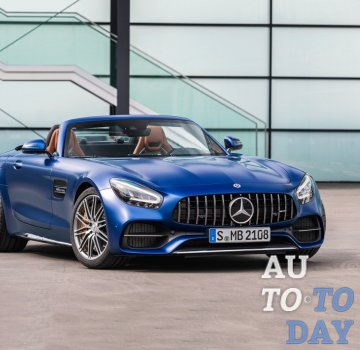 AMG GT Roadster (R190)