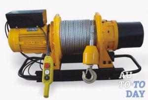 Электрическая лебедка 12 вольт