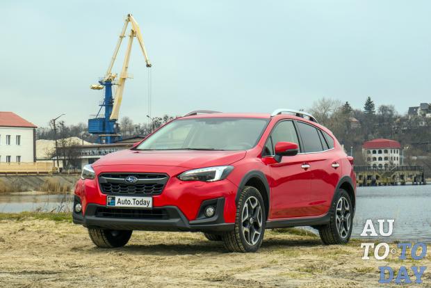 Тест-драйв Subaru XV: Отвечаем на главные вопросы читателей