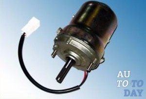 Электродвигатель отопителя