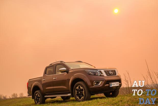 Тест-драйв пикапа Nissan Navara: отвечаем на главные вопросы читателей