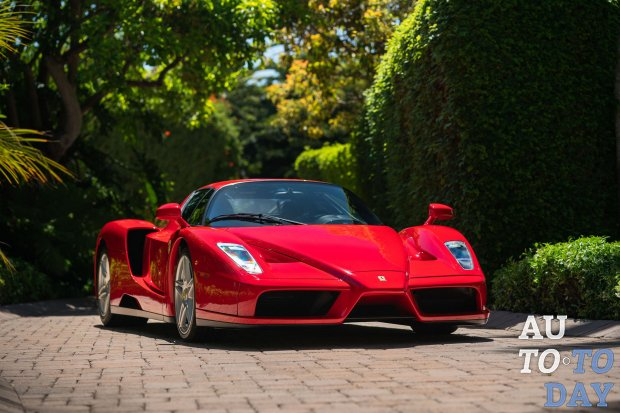 17-летний Ferrari собираются продать за 3 миллиона долларов