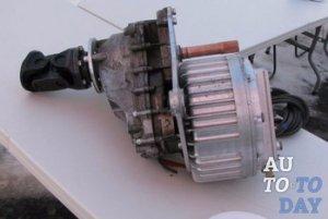 Электродвигатель авто