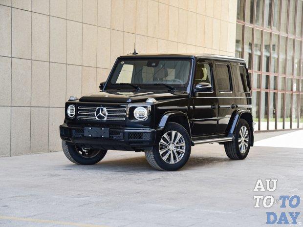 Mercedes-Benz G-Class получил 2,0-литровый мотор