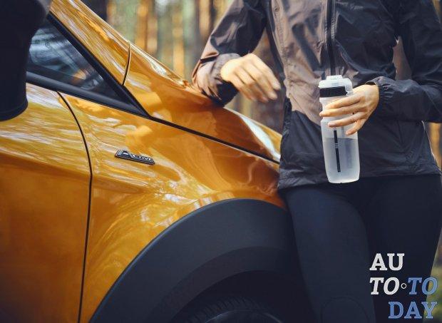 Ford готовит новый EcoSport Active
