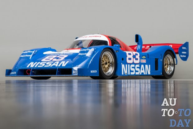 Один из быстрейших Nissan выставили на продажу