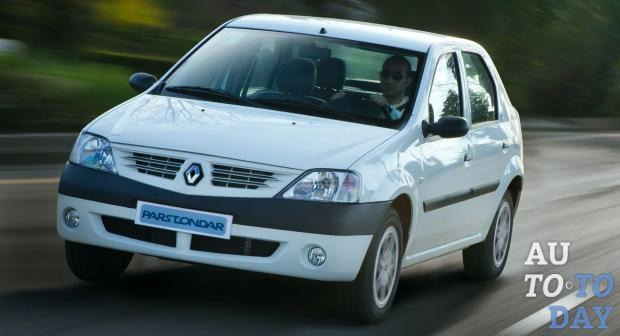 В Иране начнут выпуск первого Renault Logan без разрешения материнской компании