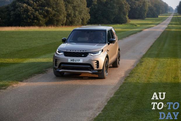 Внедорожник Land Rover Discovery серьезно обновился