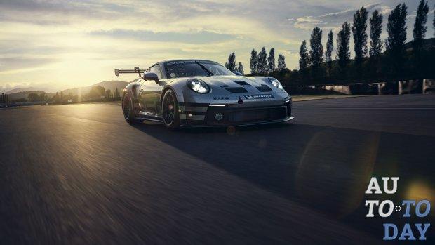 Porsche представила боевую версию купе 911
