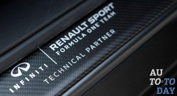 """Infiniti покидает """"Формулу-1"""" ради обновления модельного ряда"""