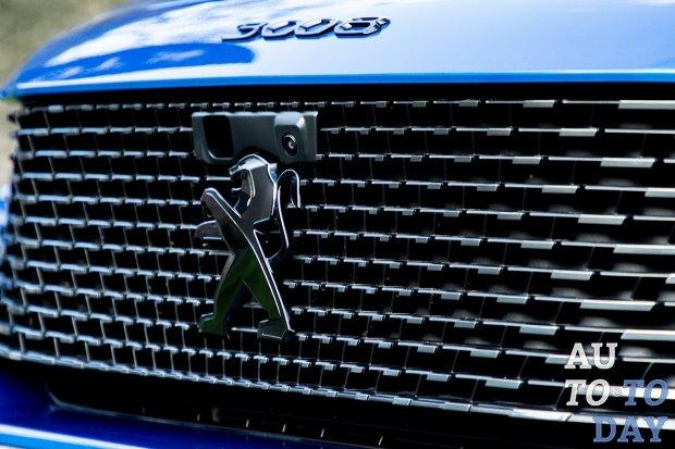 Обновленный Peugeot 3008 уже официально в Ураине