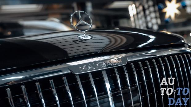 Первый в Украине: Новый Mercedes-Maybach GLS уже в автосалонах